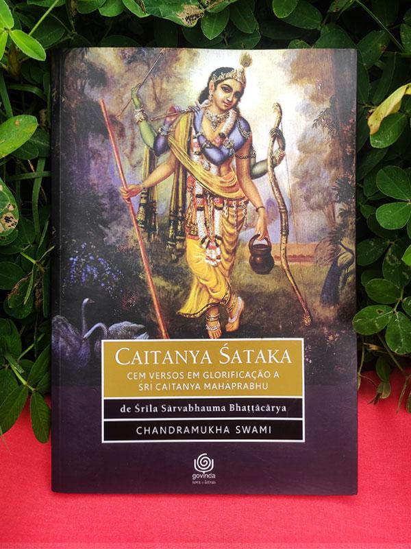 Livro Caitanya Sataka