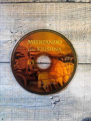 CD Meditando com Krishna