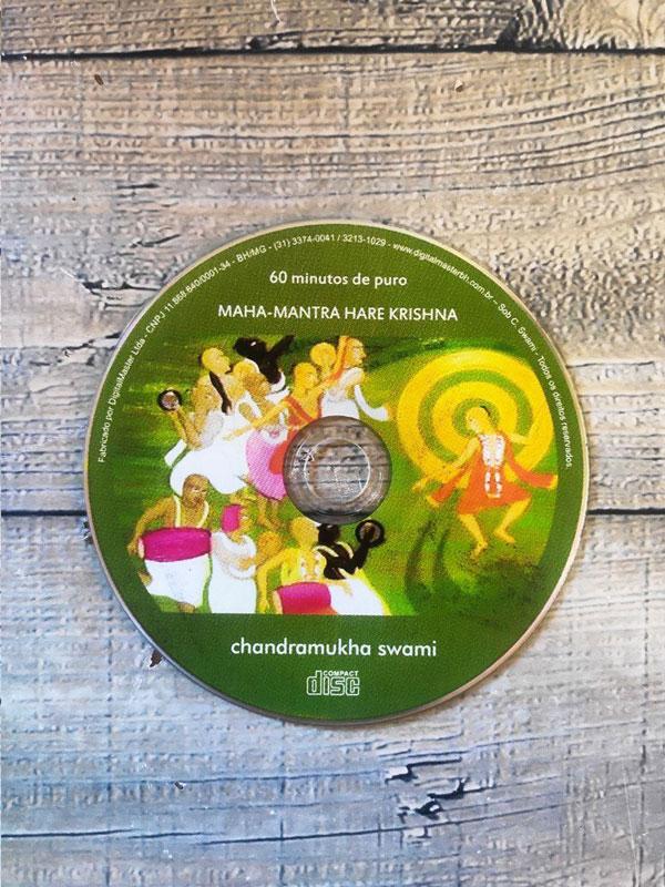 60 Minutos de Puro Maha-Mantra Hare Krishna - Chandramukha Swami
